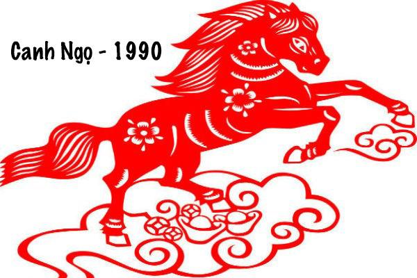 Người tuổi Canh Ngọ sinh năm 1990 hợp màu gì nhất ?