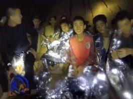 Chuyện lạ xung quanh vụ mất tích của đội bóng nhí Thái Lan