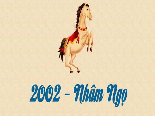 Người sinh năm 2002 mệnh gì, hợp màu gì?