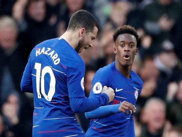 Chelsea chọn xong số 10 mới thay Hazard