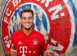 Coutinhosở hữu số áo của huyền thoại tại Bayern