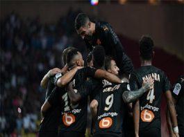 Monaco 5 trận chưa thắng, thua ngược Marseille 3-4