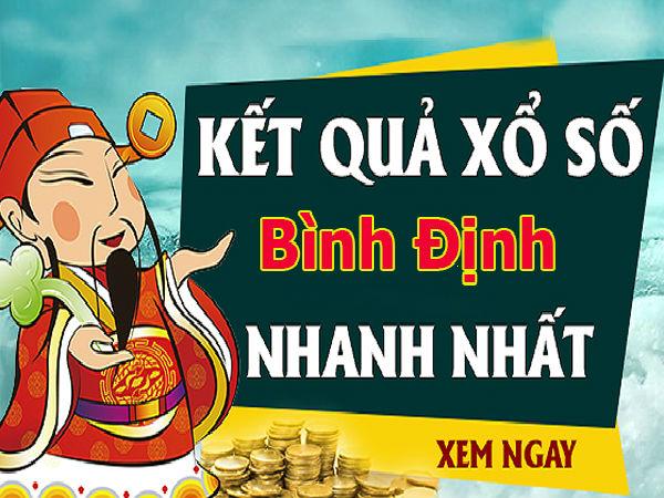 Dự đoán kết quả XS Bình Định Vip ngày 21/11/2019