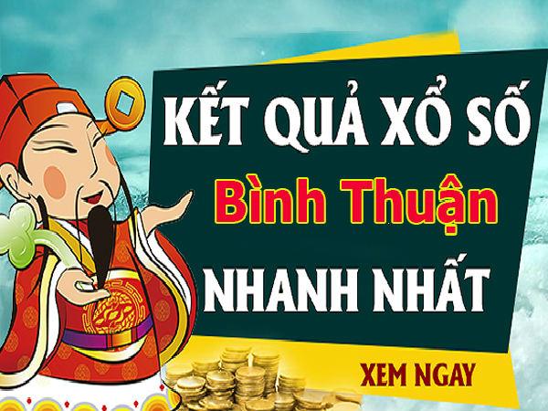 Soi cầu dự đoán XS Bình Thuận Vip ngày 28/11/2019