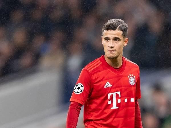 Coutinho cân nhắc trở lại Premier League ở hè 2020