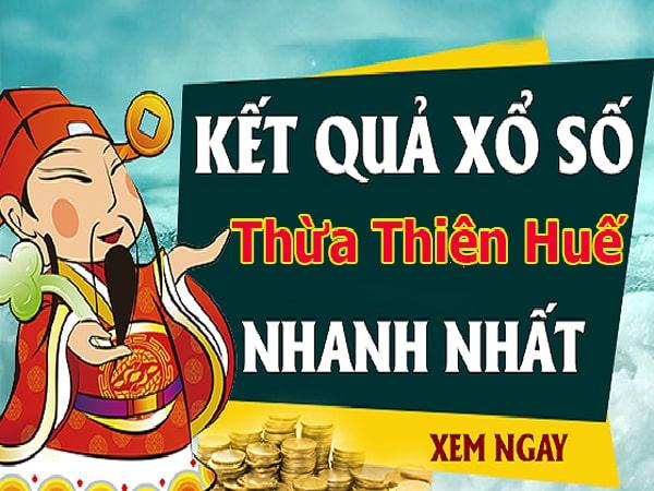 Dự đoán kết quả XS Thừa Thiên Huế Vip ngày 09/12/2019
