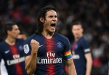 Tin bóng đá 25/2: Edison Cavani muốn ở lại PSG
