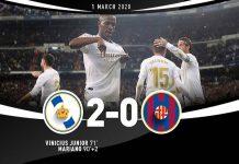 Điểm nhấn Real Madrid 2-0 Barca: Real lấy lại lợi thế ở La Liga
