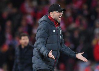 Tin Liverpool 13/3: Klopp bị chửi sấp mặt vì chỉ trích chiến thuật của Simeone