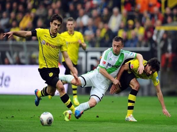 Dự đoán Wolfsburg vs Dortmund (20h30 23/5)