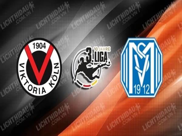 Nhận định Viktoria Koln vs Meppen, 00h00 ngày 10/6