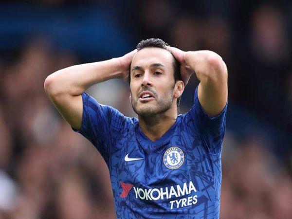 Pedro từ chối đá nốt mùa giải cho Chelsea