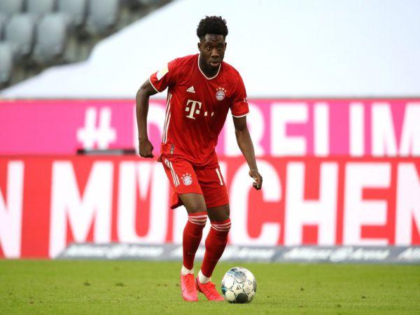 Sao trẻ phá kỷ lục bứt tốc  ngày Bayern đăng quang