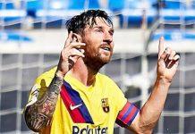 """Tin bóng đá sáng 20/7: Messi """"tụt hạng tín nhiệm"""" trong mắt CĐV"""