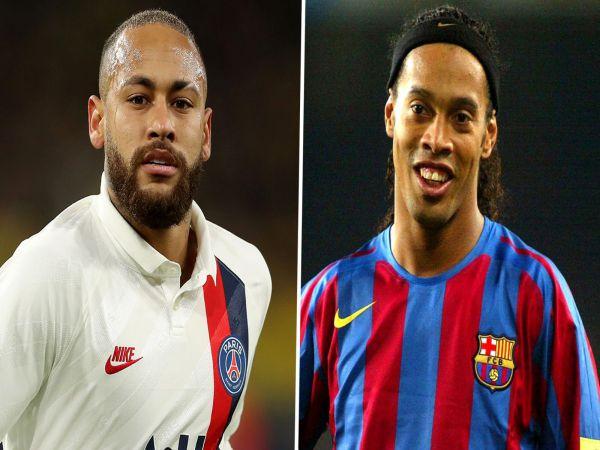 Nếu Neymar 200 triệu bảng, Ronaldinho vô giá