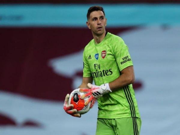 Chuyển nhượng chiều 10/9: Aston Villa muốn chiêu mộ thủ môn Arsenal