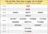 Thống kê XSCT ngày 25/11/2020- xổ số cần thơ chi tiết