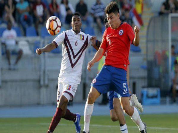 Soi kèo Venezuela vs Chile, 04h00 ngày 18/11 - Vòng loại World Cup 2022