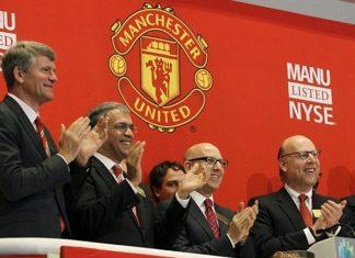Tin bóng đá trưa 26/4 : Nhà Glazers bán MU với giá 4 tỷ bảng