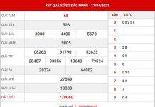 Phân tích XSDNO ngày 24/4/2021 - Phân tích KQ Đắk Nông thứ 7 chuẩn xác