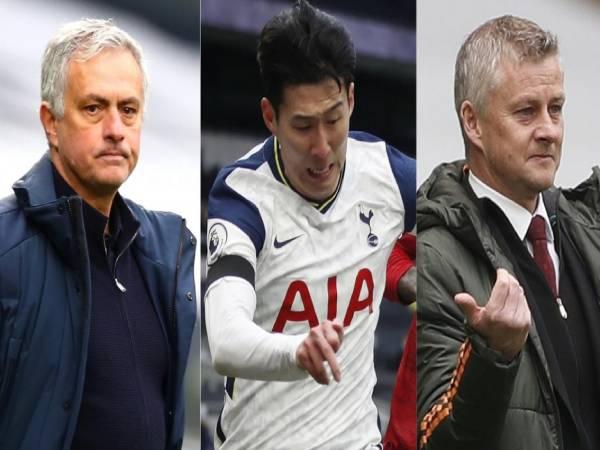 Tin bóng đá tối 12/4: Mourinho, Solskjaer khẩu chiến vì Son