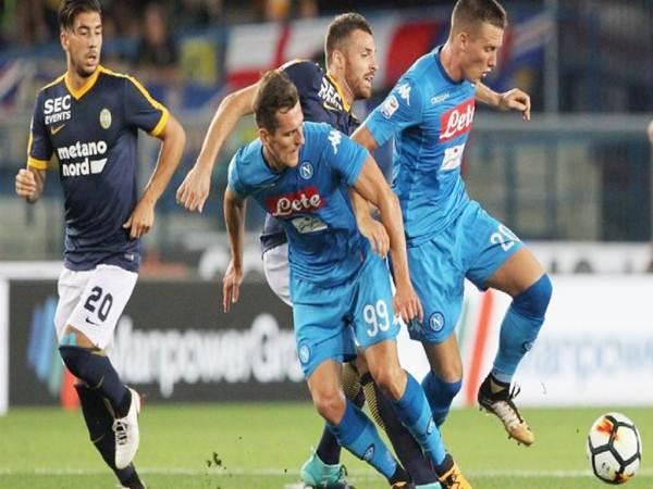 Dự đoán bóng đá Napoli vs Verona (1h45 ngày 24/5)