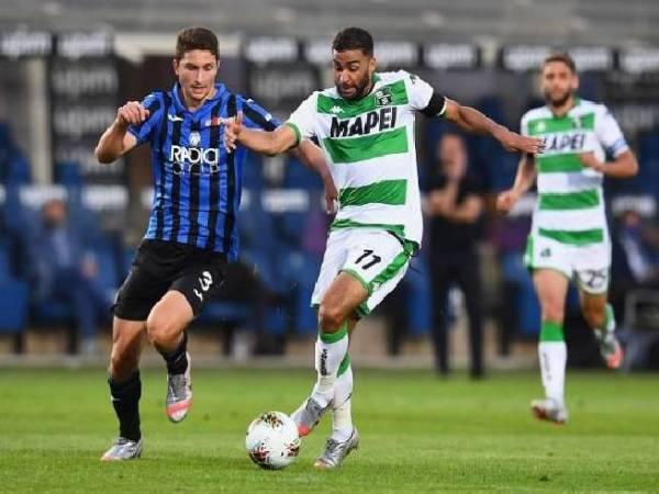 Soi kèo tỷ lệ Sassuolo vs Atalanta
