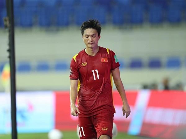 Bóng đá Việt Nam sáng 15/6: Tuấn Anh không thể đá trận gặp UAE