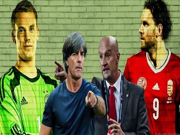 Soi kèo Đức vs Hungary, 02h00 ngày 24/06 Euro 2020