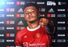 Tin bóng đá sáng 22/7: Sancho sẽ mặc áo số 16 ở MU