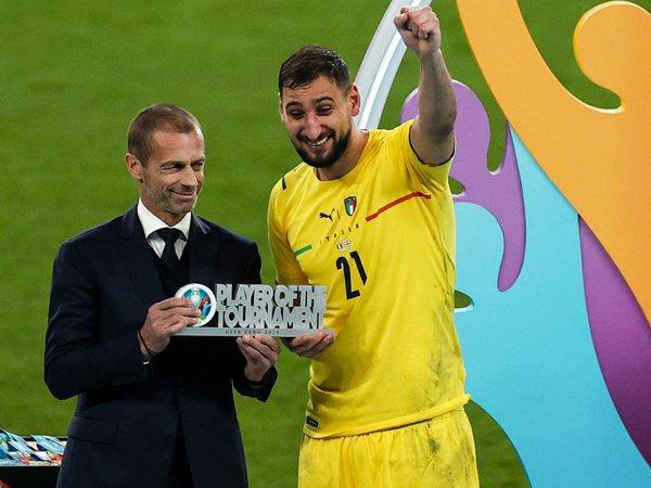 Tin HOT bóng đá 12/7: Donarumma là cầu thủ xuất sắc nhất Euro 2020