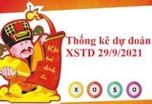 Thống kê dự đoán XSTD 29/9/2021