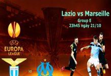 Nhận định Lazio vs Marseille, 23h45 ngày 21/10 Cup C2
