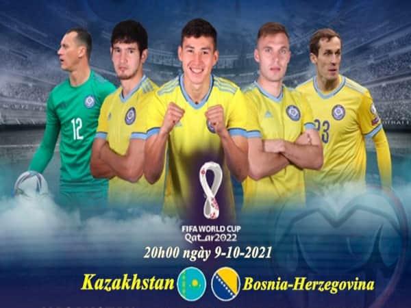 Soi kèo Kazakhstan vs Bosnia-Herzegovina 9/10